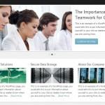 Een Nieuw Responsive Thema voor WP Sitebouw