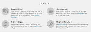 WordPress 4.1 de finesses