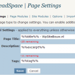 De Ultieme WordPress SEO Plugin – Headspace2