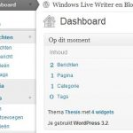 WordPress 3.2 is Hier… Ga Jij al Upgraden? De eerste ervaringen.